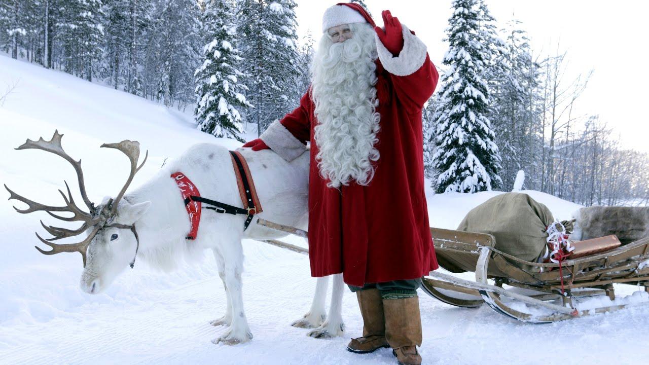 kerstmanlapland